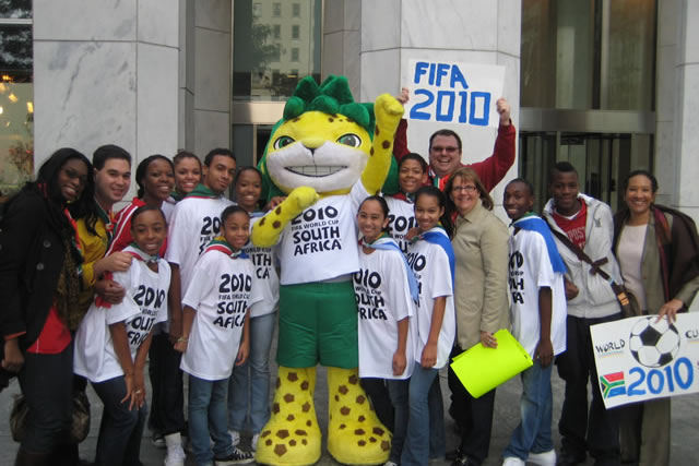 2010 World Cup Festivities